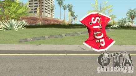 Retention Axe V1 для GTA San Andreas
