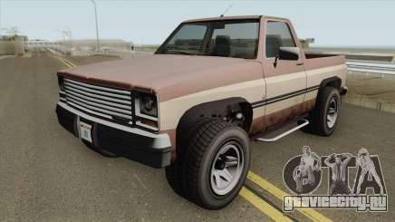 Declasse Rancher GTA IV (SA Style) для GTA San Andreas