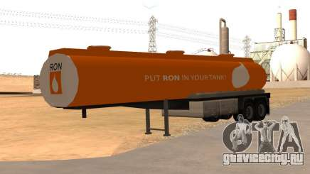 LQ Petrol Tanker RON для GTA San Andreas