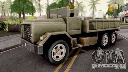 Flatbed GTA III Xbox для GTA San Andreas