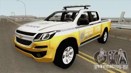 Chevrolet S10 (Brazilian Police) для GTA San Andreas