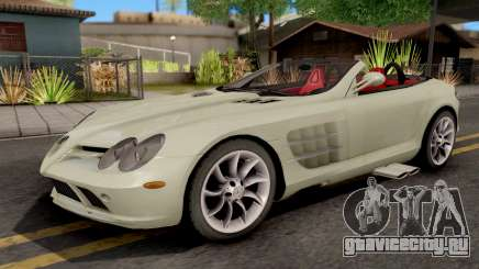 Mercedes-Benz SLR Roadster для GTA San Andreas