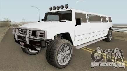 Mammoth Patriot Stretch GTA V для GTA San Andreas