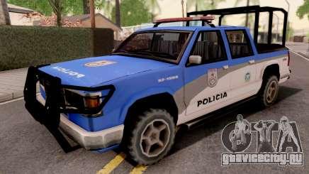 Yosemite Military Police of Rio de Janeiro для GTA San Andreas