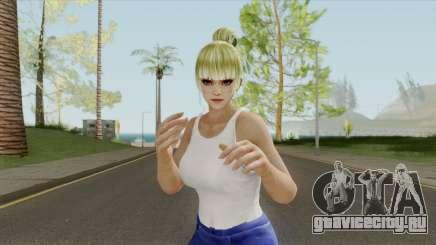 Nyotengu Apple Ass для GTA San Andreas