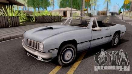 Stallion GTA VC Xbox для GTA San Andreas