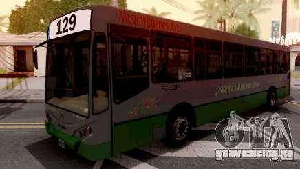 Metalpar Iguazu 1718 S-LB Linea 129 Mision Bueno для GTA San Andreas