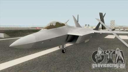 F-22 Raptor MQ для GTA San Andreas