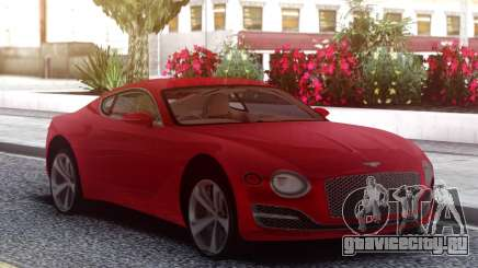 Bentley Exp 10 Speed для GTA San Andreas