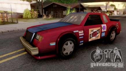 Hotring Racer B from GTA VC для GTA San Andreas