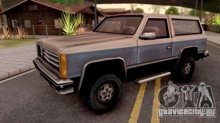 Rancher from GTA VC для GTA San Andreas