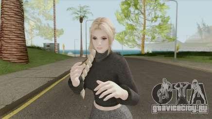 Helena Casual для GTA San Andreas