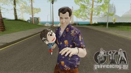 Ashley J. Williams V2 (Dead By Deadlight) для GTA San Andreas