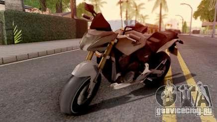 Honda CB Hornet 160R для GTA San Andreas