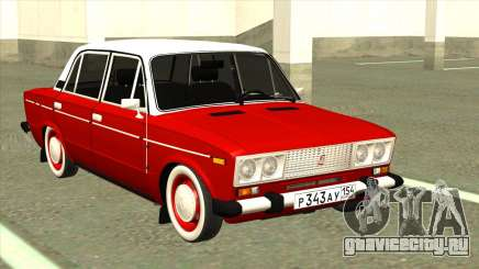 ВАЗ 2106 Ретро Седан для GTA San Andreas