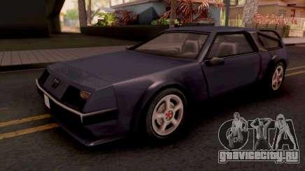 Deluxo GTA VC Xbox для GTA San Andreas