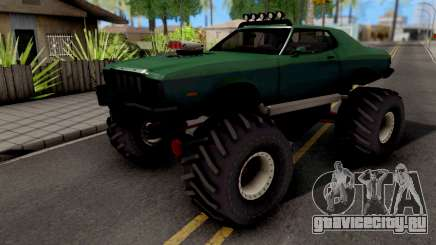 Ford Gran Torino Monster Truck 1975 для GTA San Andreas