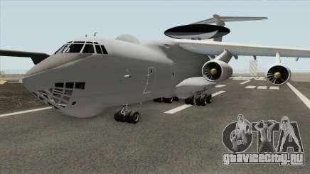 Phalcon AWACS Indian Air Force для GTA San Andreas
