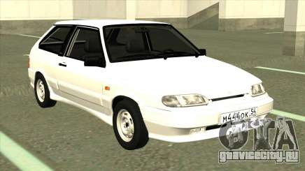 ВАЗ 2113 Сток Белый для GTA San Andreas