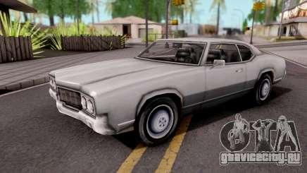 Sabre GTA VC Xbox для GTA San Andreas