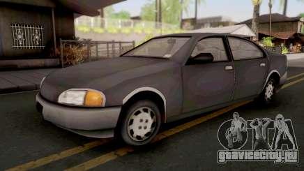 Kuruma GTA III Xbox для GTA San Andreas