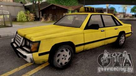 Taxi from GTA VC для GTA San Andreas