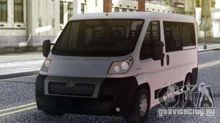 Peugeot Boxer Van для GTA San Andreas