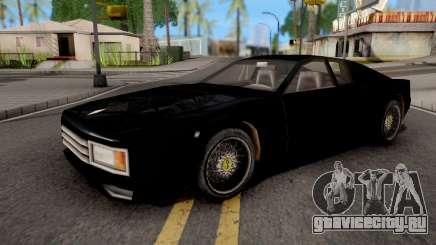 VCPD Cheetah GTA VC Xbox для GTA San Andreas