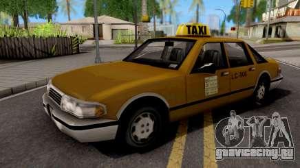 Taxi GTA III Xbox для GTA San Andreas