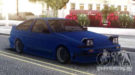 Toyota Corolla AE86 Sportcar для GTA San Andreas