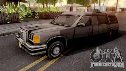 Romero Hearse GTA VC Xbox для GTA San Andreas