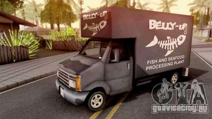 Triad Fish Van GTA III Xbox для GTA San Andreas