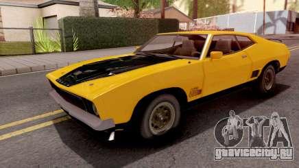 GTA V Vapid Razor для GTA San Andreas
