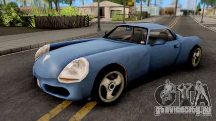 Stinger GTA III Xbox для GTA San Andreas