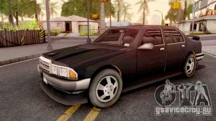Mafia Sentinel GTA III Xbox для GTA San Andreas