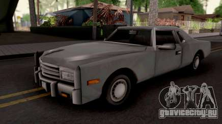 Esperanto GTA III Xbox для GTA San Andreas