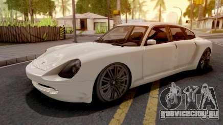 GTA IV Pfister Alterego для GTA San Andreas