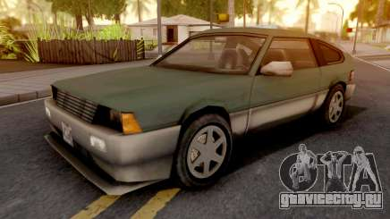 Blista Compact GTA VC Xbox для GTA San Andreas