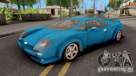 Infernus GTA VC Xbox для GTA San Andreas
