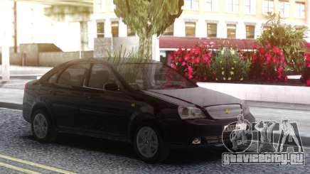 Chevrolet Lacetti Black для GTA San Andreas