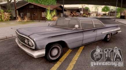 Voodoo from GTA VC для GTA San Andreas