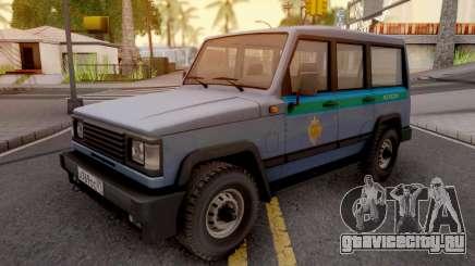 УАЗ-3170 ФСБ для GTA San Andreas