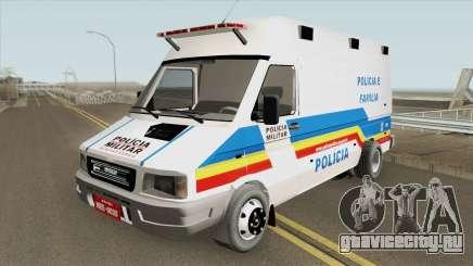 Iveco Daily (Policia Militar) для GTA San Andreas
