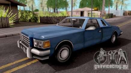 Idaho GTA III Xbox для GTA San Andreas