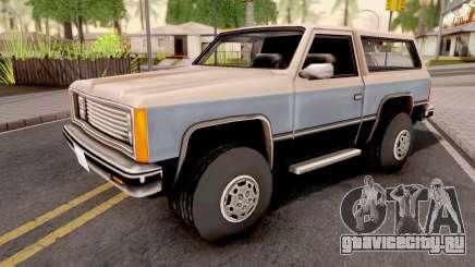 Rancher GTA VC Xbox для GTA San Andreas