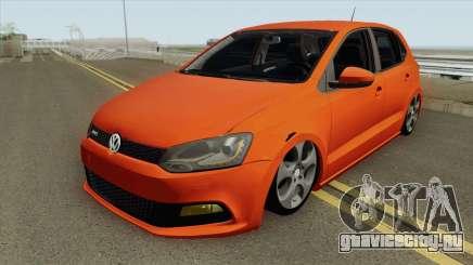Volkswagen Polo HQ для GTA San Andreas
