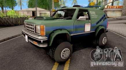 Sandking GTA VC Xbox для GTA San Andreas