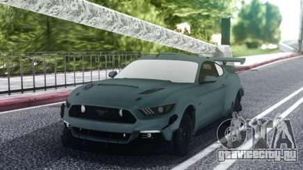 Ford Mustang GT Muscle для GTA San Andreas