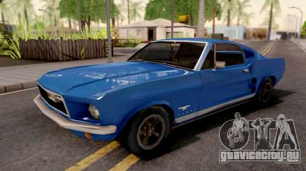 Ford Mustang 1970 для GTA San Andreas