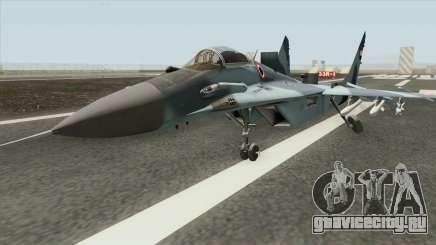 MIG-35 Egypt Navy для GTA San Andreas